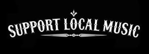 Support Local Music Banner