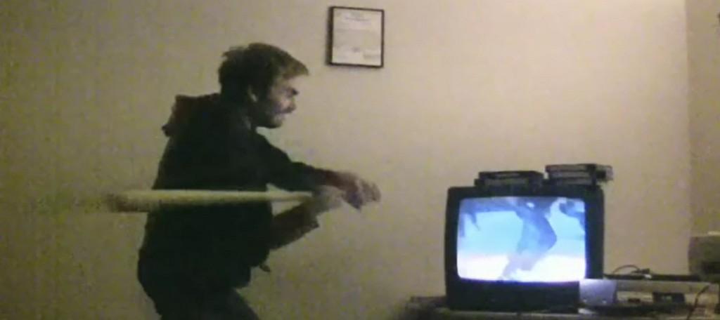 vhs smash tv