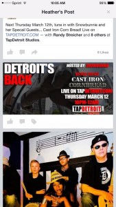 this week detroits back