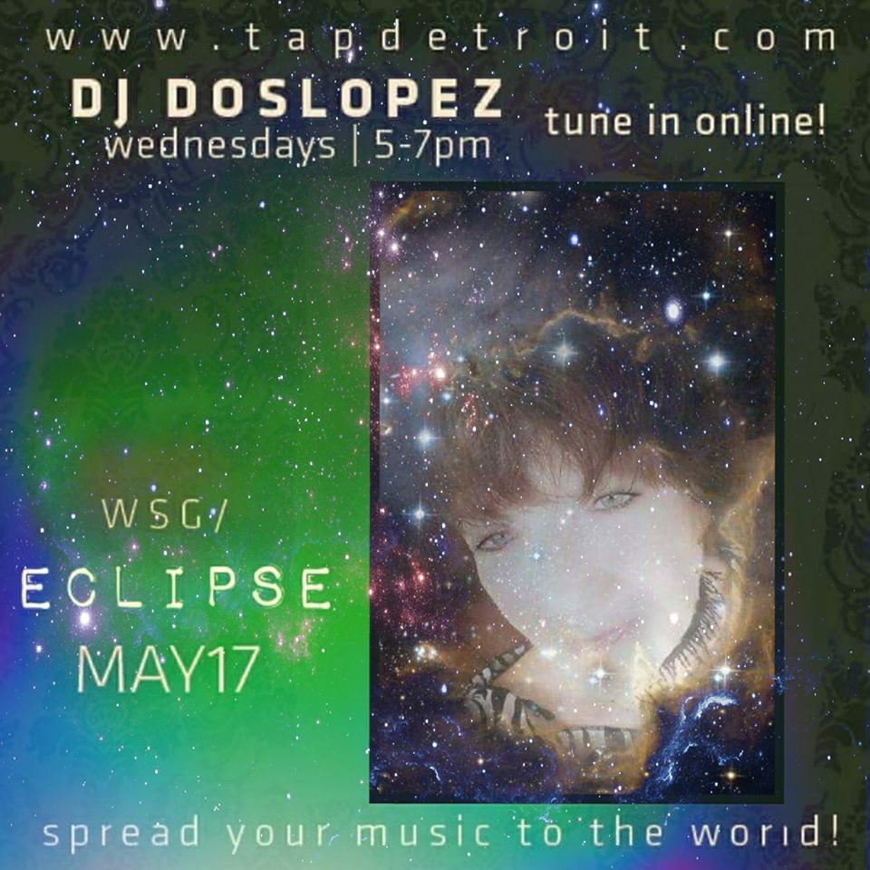 DJ Dos Lopez – Space Ambient Mix featuring Eclipse the SongMaker