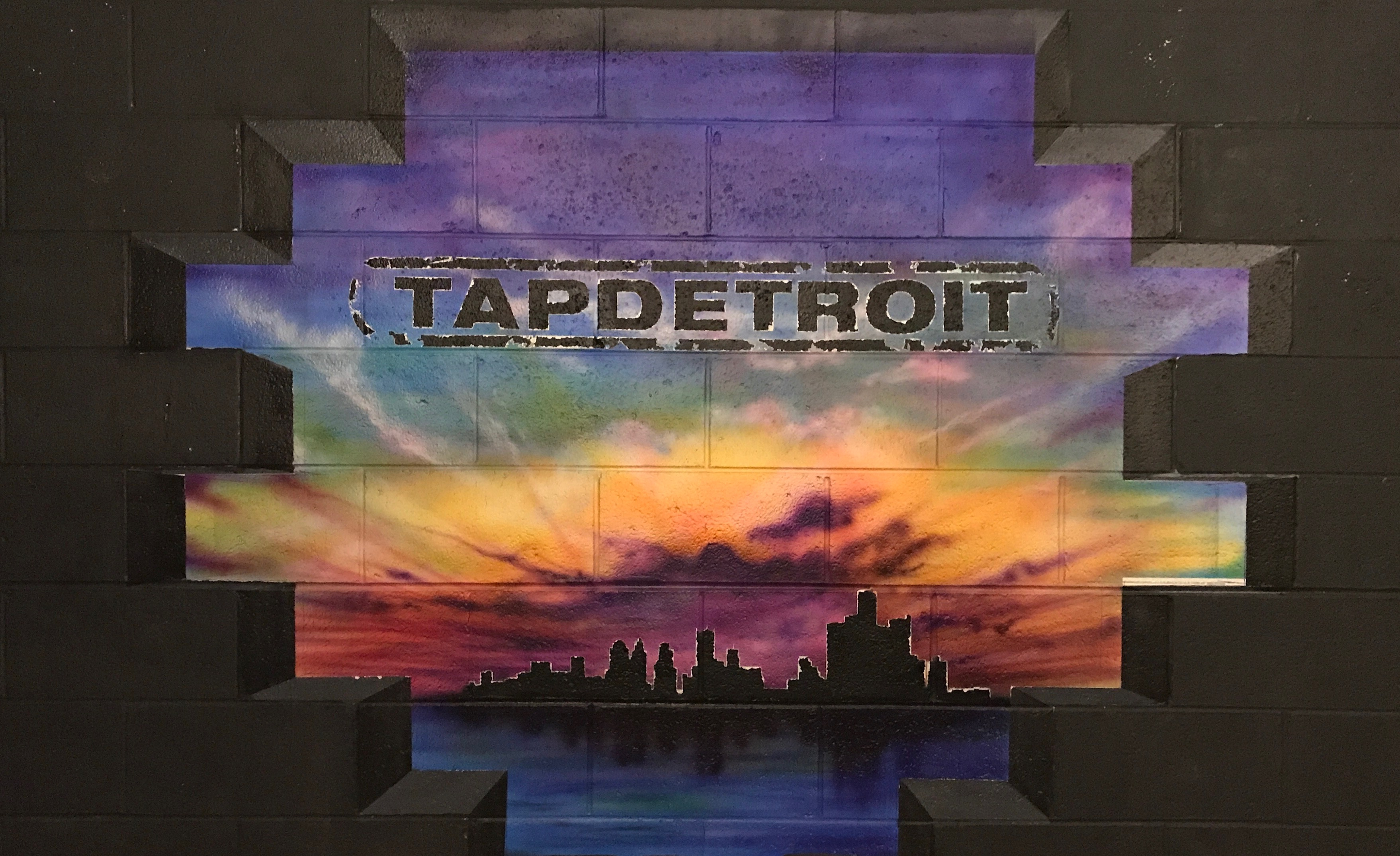 Tapdetroit banner